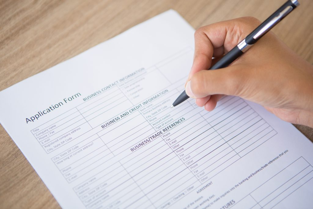 Paper or PDF Credit Applications Are a poor customer experience
